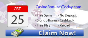 casino bonuses today