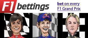 bet on F1 Grand Prix